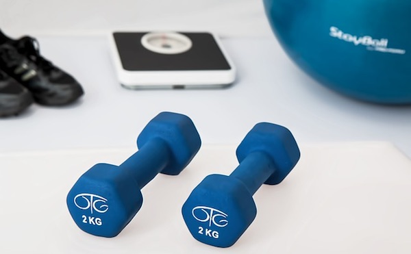weights and exercise